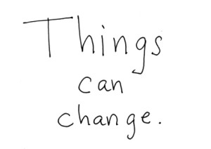 ThingsCanChange